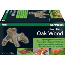 Dennerle Nano Decor Oak Wood Tree Trunk