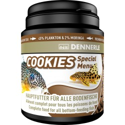 Dennerle Cookies Special Menu Fish Food - 200ml