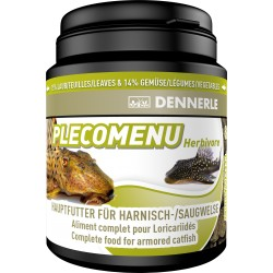 Dennerle Pleco Menu Fish Food - 100ml