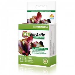 Dennerle E15 Iron Fertilizer 1000L 10 Tablets
