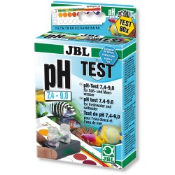 JBL pH Test Kit 7.4-9.0