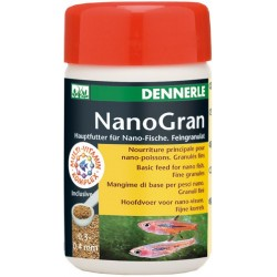 Dennerle Nano Gran Fish Food for Nano Fish - 100ml