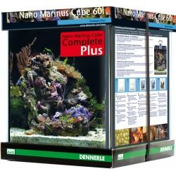 Dennerle Nano Marinus Cube 30L Complete Plus Marine Aquarium Set