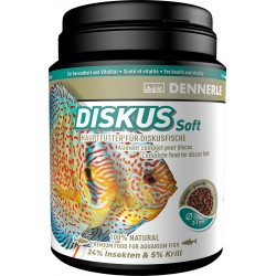 Dennerle Discus Soft Fish Food - 1000ml