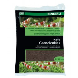 Dennerle Shrimp Gravel Sumatra Brown 2 kg