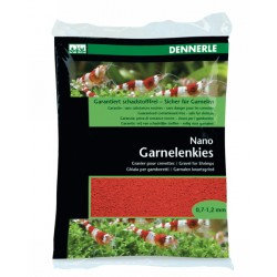 Dennerle Shrimp Gravel India Red 2 kg