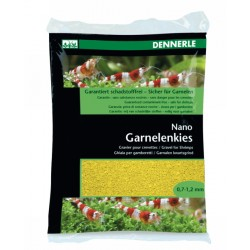 Dennerle Shrimp Gravel Panama Yellow 2 kg