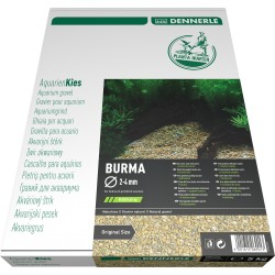 Dennerle Natural Gravel Burma 2-4mm