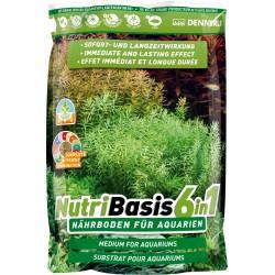 Dennerle NutriBasis 6in1 Plant Soil - 4.8kg