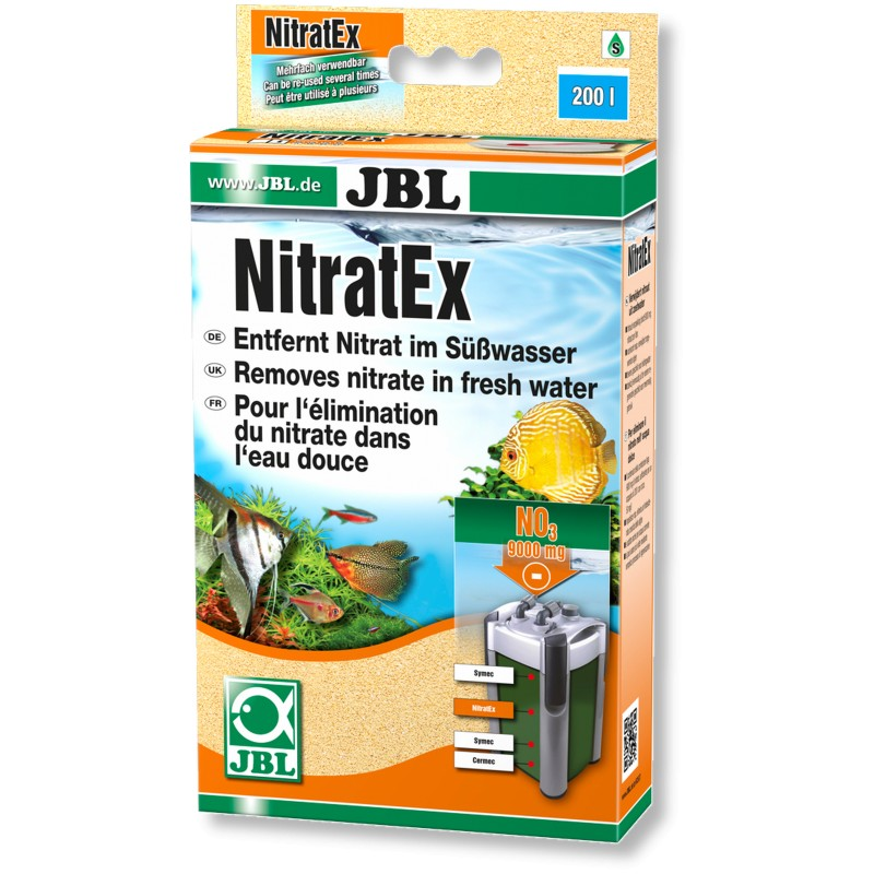 jbl nitratex nitrate remover filter media. Black Bedroom Furniture Sets. Home Design Ideas