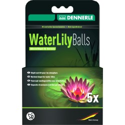 Dennerle Water Lily Balls Pond Fertiliser (5 pcs)