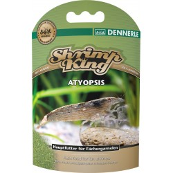 Shrimp King Atyopsis - Fan Shrimp Food