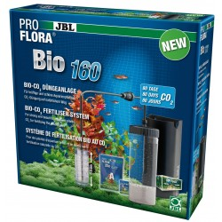 JBL ProFlora Bio 160 - Professional Bio CO2 Set