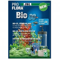 JBL ProFlora Bio 80 - Bio CO2 Set