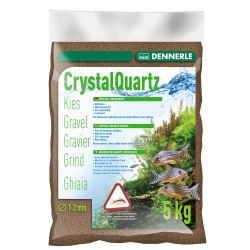 Dennerle Quartz Gravel Dark Brown 5kg