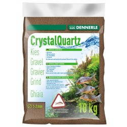 Dennerle Quartz Gravel Dark Brown 10kg