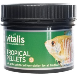 Vitalis Tropical Pellets XS 60g