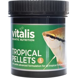 Vitalis Tropical Pellets S 60g