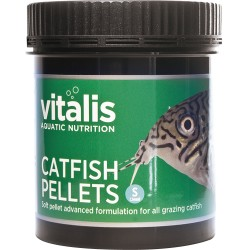 Vitalis Catfish Pellets S 60g