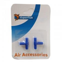 Superfish Air T-Piece Connectors (2 pcs)