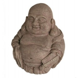 Superfish Zen Deco Laughing Buddha Ornament