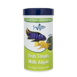 Fish Science Fish Treats With Algae 50g