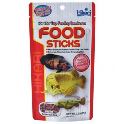 Hikari Food Sticks 57g - Floating Cichlid Food