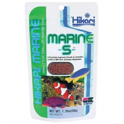 Hikari Marine S - Fish Food 50g