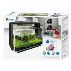 SuperFish Home 80 Aquarium Black