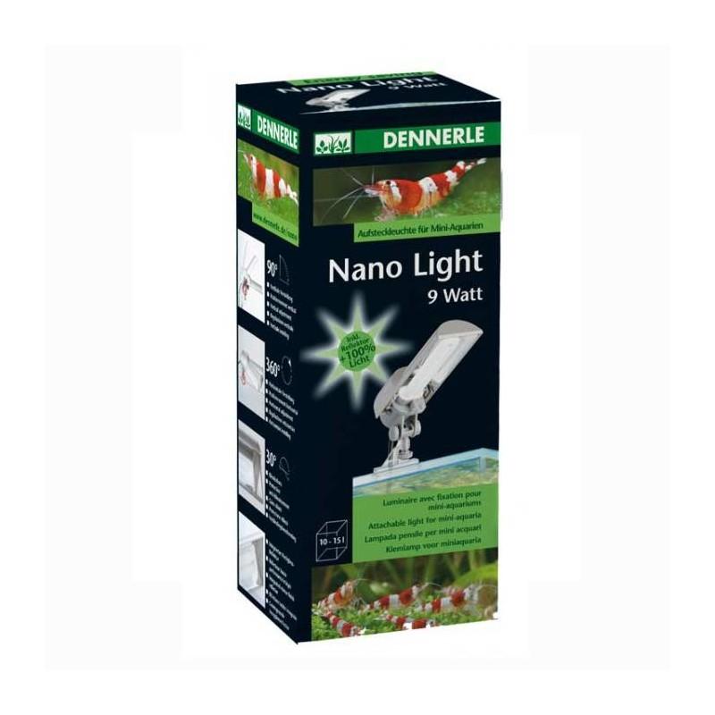 Dennerle Nano Cube 10l Basic Complete Aquarium Set - Pro Shrimp UK