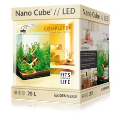 Dennerle Nano Cube 20L Complete Plus Aquarium Set