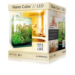 Dennerle Nano Cube 30L Complete Plus LED Aquarium Set