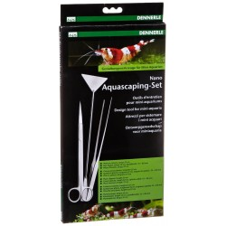 Dennerle Nano Aquascaping Set