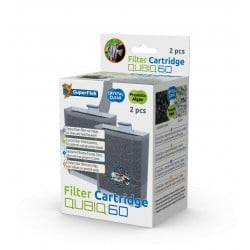 Superfish QubiQ 60 Filter Cartridge