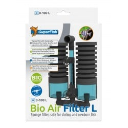 Superfish Sponge Bio Air Filter L