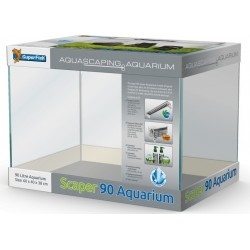 Superfish Scaper 90 Tank Set
