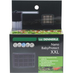 Dennerle Baby Protect Nano Corner Filter XXL