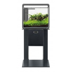 SuperFish Aquarium Stand Home 25 & 40 Black
