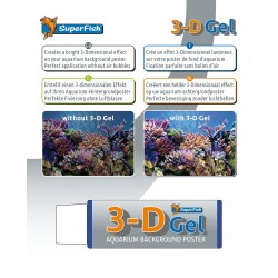 Superfish 3D Poster Gel