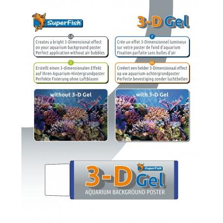 Superfish 3D Poster Gel