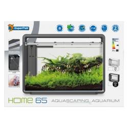 SuperFish Home 65 Aquarium White