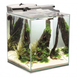 Aquael Shrimp Set DUO 49L White