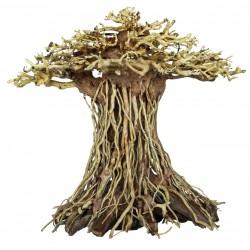 Bonsai Driftwood Mushroom L 25x18x24cm
