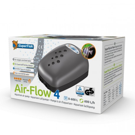 Superfish Air Flow 4 Air Pump