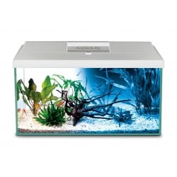 Aquael Leddy 40 LED Aquarium Set Tropical White (25L)