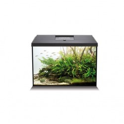 Aquael Leddy XL 40 LED Aquarium Set Black (35L)
