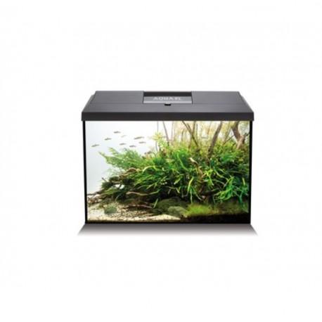 Aquael Leddy XL 40 LED Aquarium Set Black (35L)