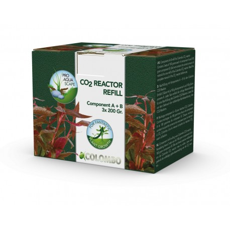 Colombo CO2 Reactor Refill