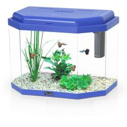Happy Kid Aquarium LED 30L Blue
