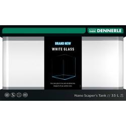 Dennerle Scaper's Tank White Glass 35L